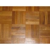 Used wooden/teak floor tiles