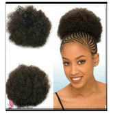 AFRO PUFF HAIR PIN